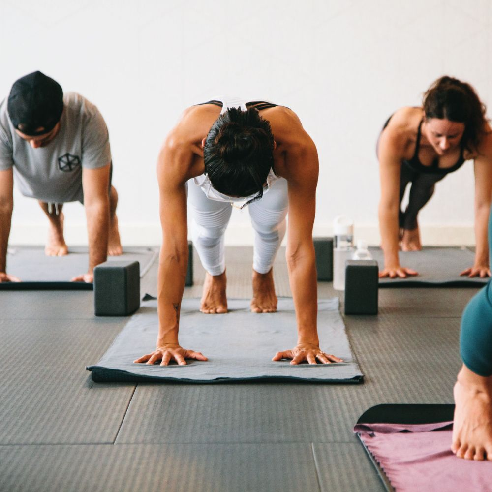 YogaSix: 12360 Manchester Rd, St. Louis, MO
