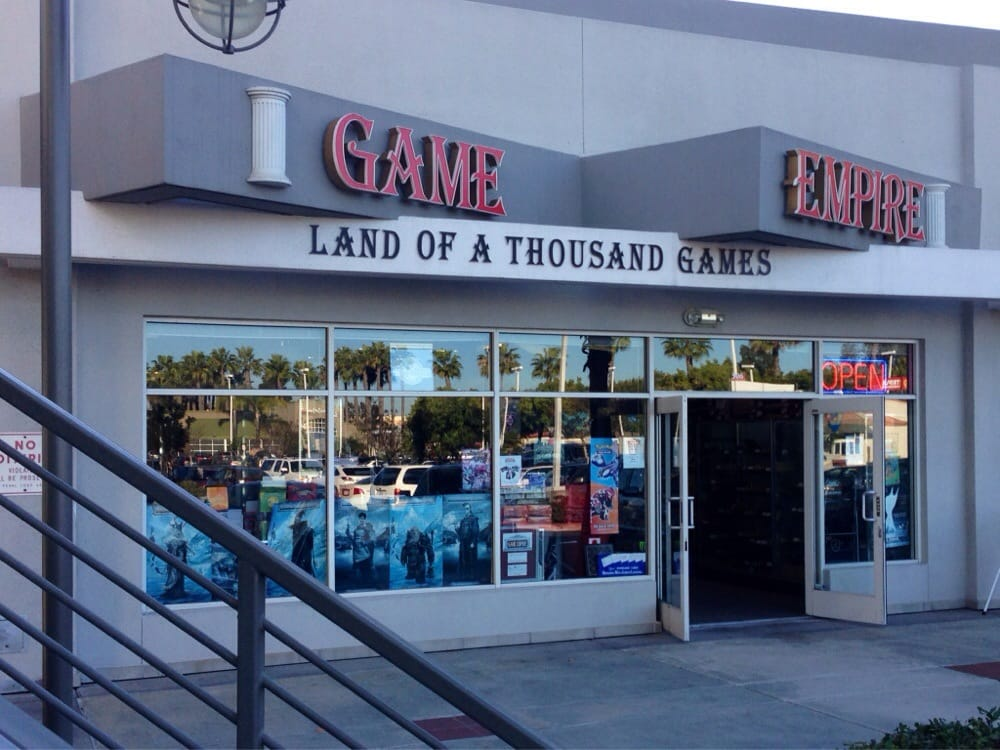 Image result for game empire san diego