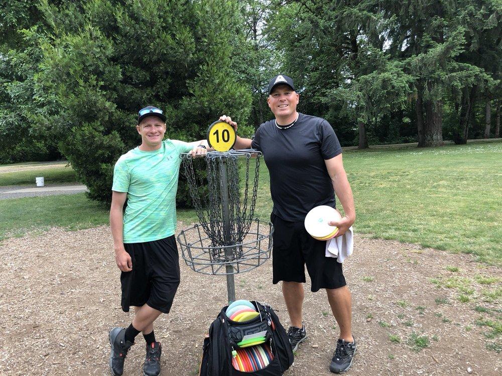 Timber Disc Golf Course