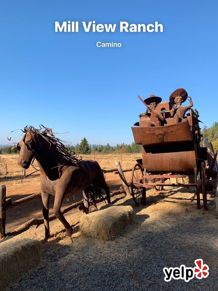 Mill View Ranch: 2740 Cable Rd, Camino, CA
