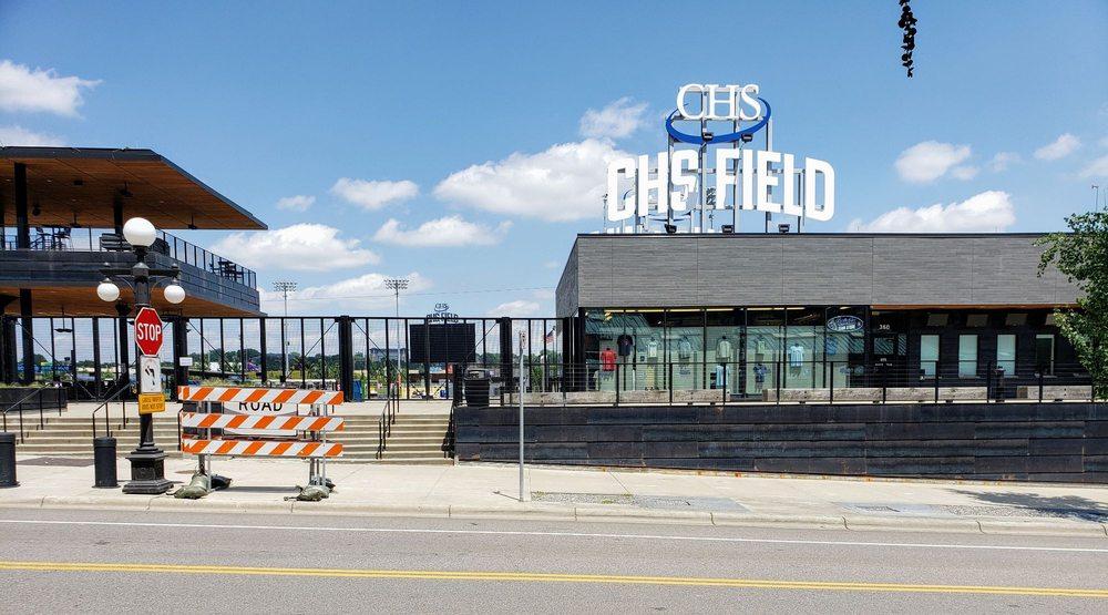 CHS Field: 360 Broadway, Saint Paul, MN