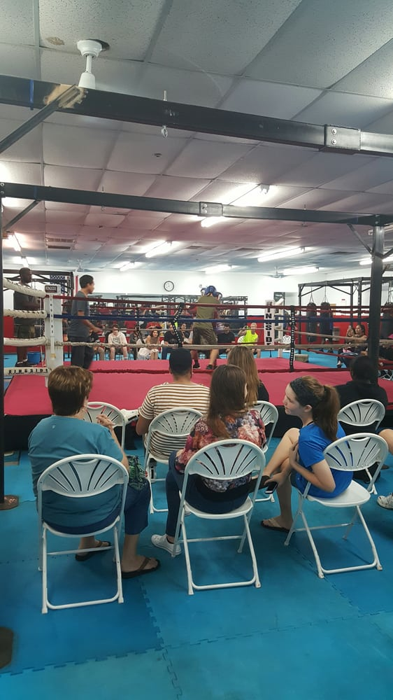 Clearwater Boxing Center: 1710 North Hercules Ave, Clearwater, FL
