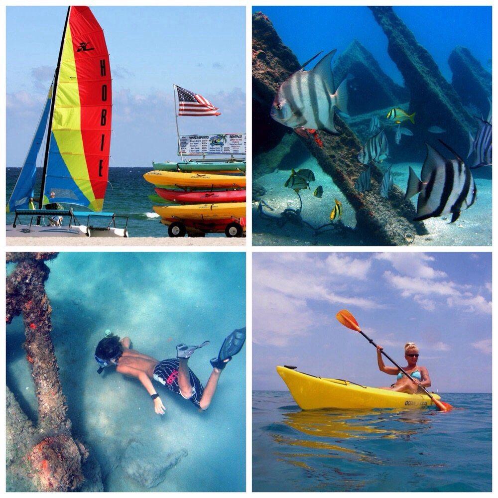 Delray Beach Water Sports: 399 South Ocean Blvd, Delray Beach, FL