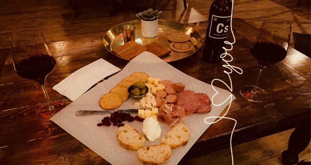 Pour Wine Bar & Bistro: 12379 Champlin Dr, Champlin, MN