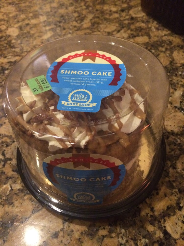 Delicious Gluten Free Shmoo Cake For A Special Friend Yelp