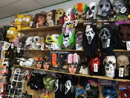 Halloween Outlet - Outlet Stores - 2561 S Lapeer Rd, Orion charter ...
