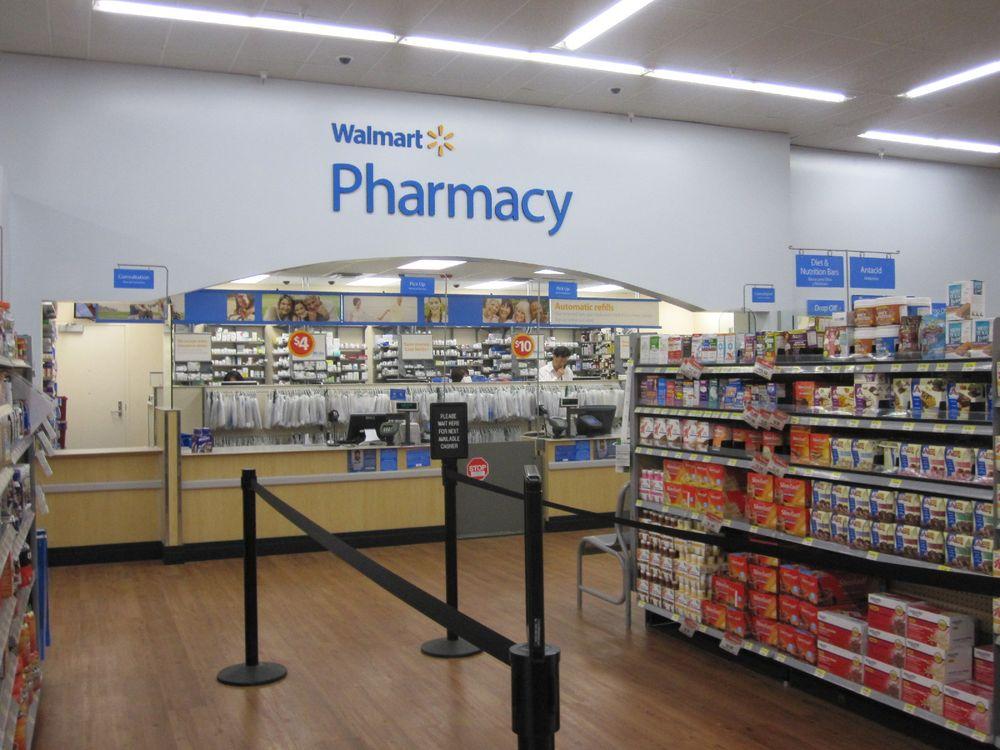Walmart Pharmacy: 244 Feather Ln, Canton, MS