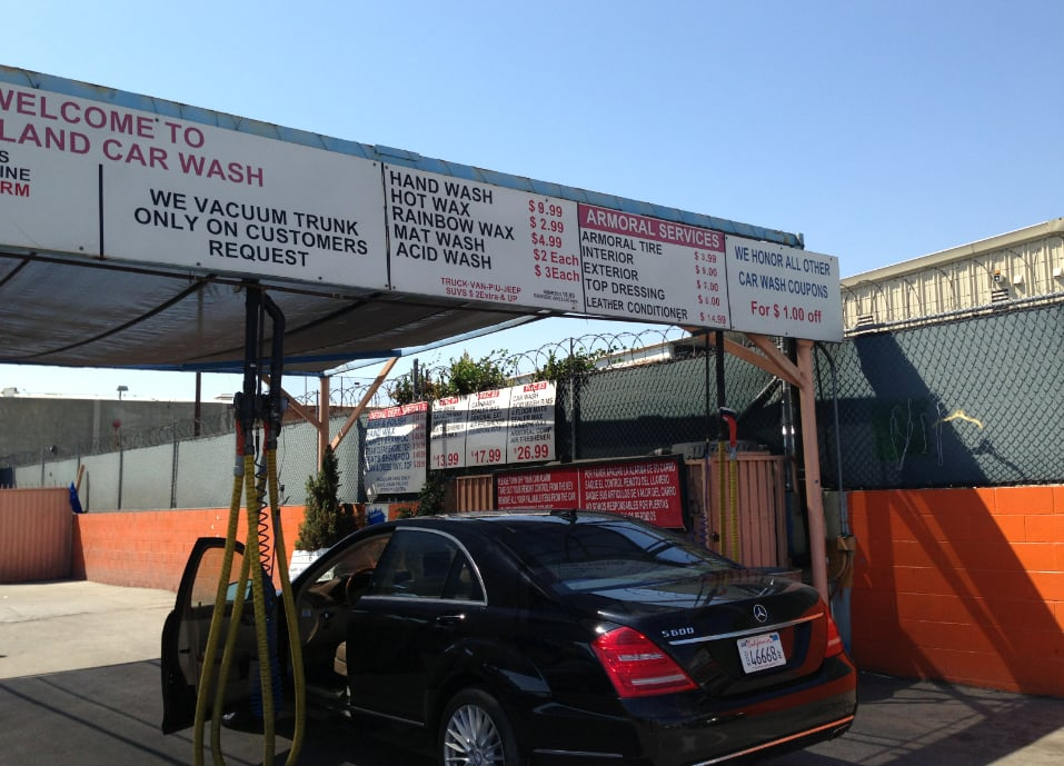 Hand car wash near me prices 15