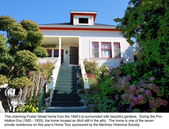 Martinez Historical Home Tour: 1635 Pacheco Blvd, Pacheco, CA