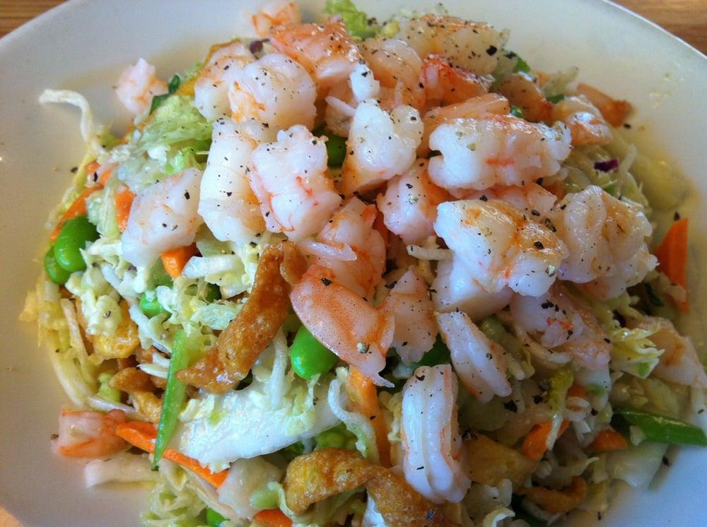 California Pizza Kitchen Miso Shrimp Salad