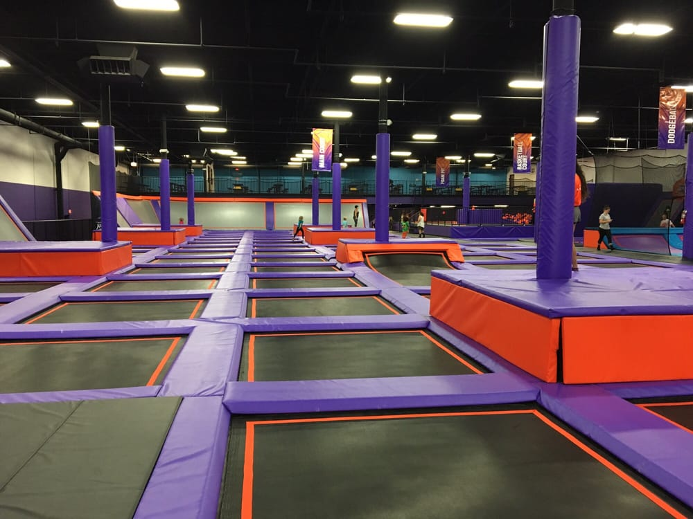 Photos for Altitude Trampoline Park - Yelp