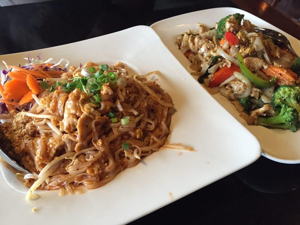 Thai Food Near Everett Wa