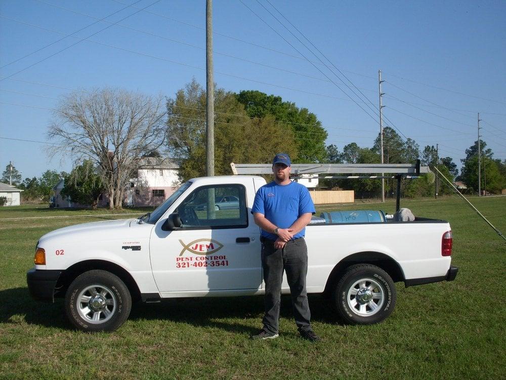 JEM Pest Control: Kissimmee, FL