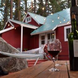 Photo Of Shaver Lake Village Hotel Ca United States
