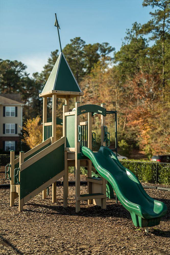 Breckenridge Park: 100 Breckenridge Dr, Hattiesburg, MS