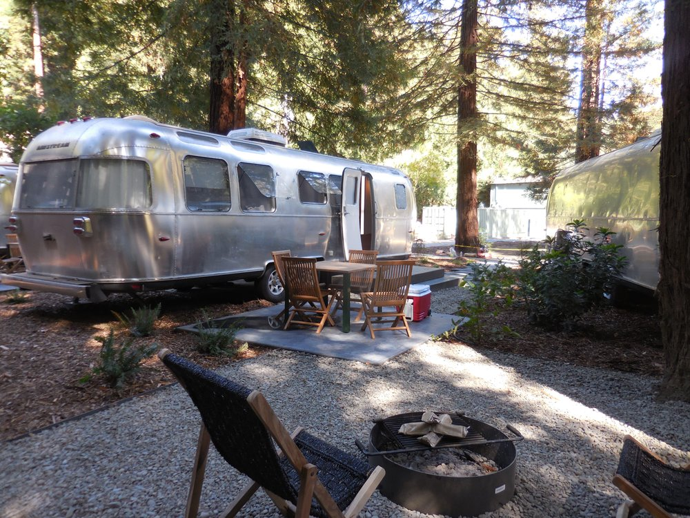 Photo of AutoCamp - Guerneville, CA, United States. Glampsite # 23