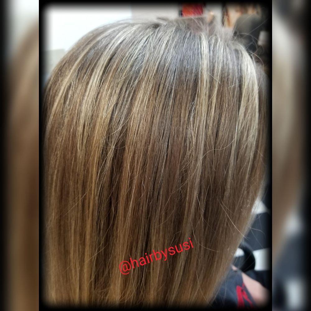 Carmel Latte Hairbysusi Shermanct Newfairfieldct Newmilfordct