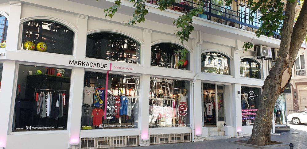 Marka Cadde Premium Outlet: Alemdar Mh., Istanbul, 34