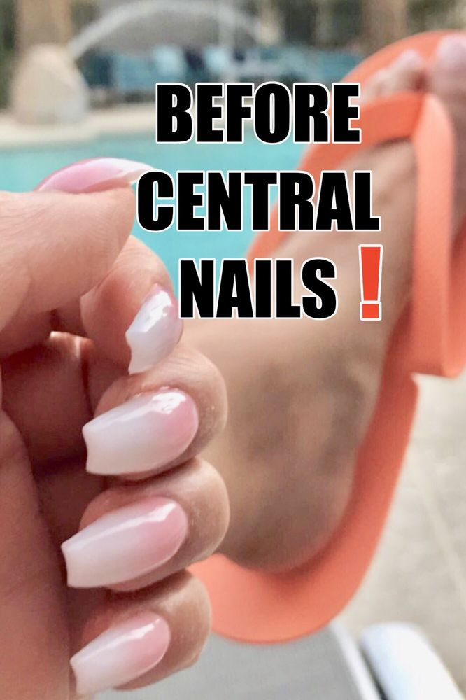 Central Nails - 167 Photos & 202 Reviews - Nail Salons - 3031 E ...