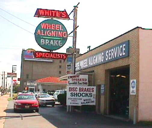 White Wheel Aligning Service Inc