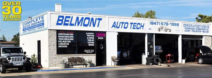 Belmont Auto Tech Auto Repair 9464 Belmont Ave