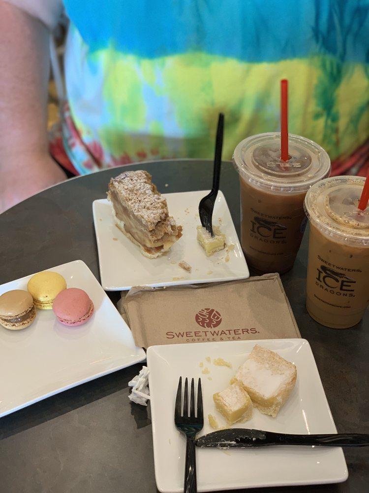 Sweetwaters Coffee & Tea Teasley: 3220 Teasley Ln, Denton, TX