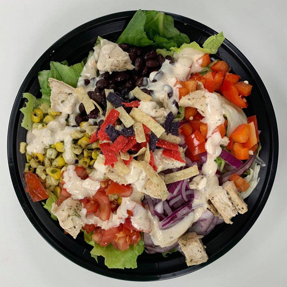 Food from Lettuce Head