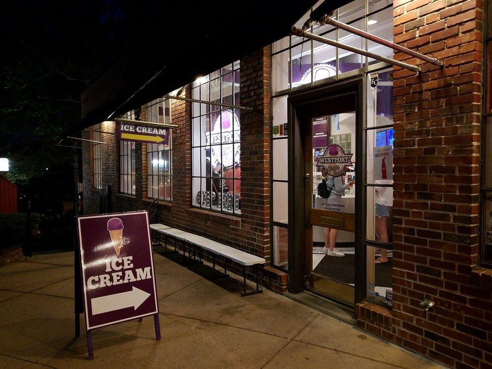 Westport Ice Cream Bakery