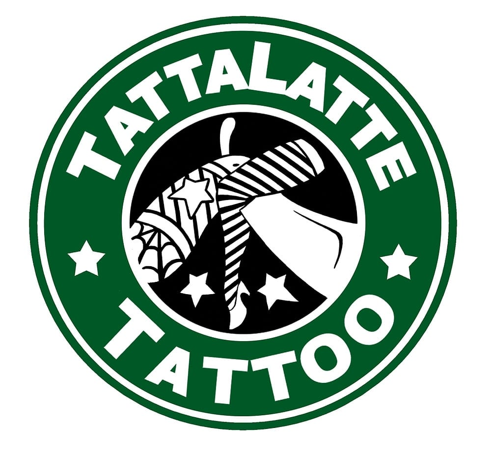 Tattalatte Tattoo: 423 East Grand Ave, Beloit, WI
