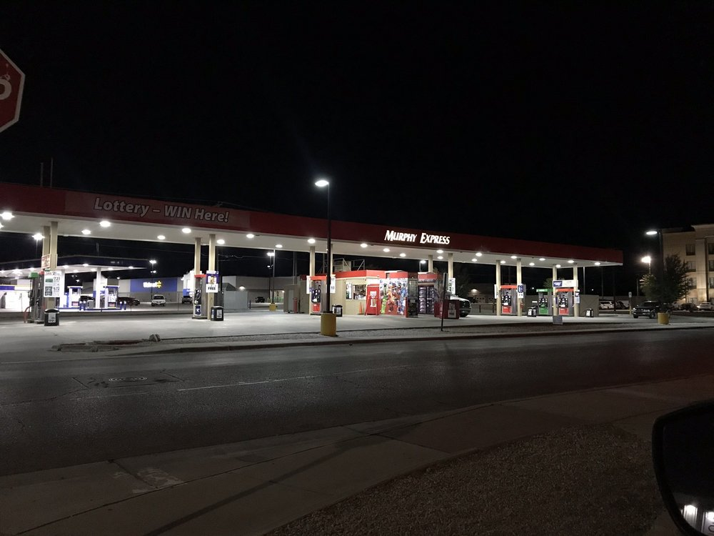 Murphy Express: 2301 S Canal St, Carlsbad, NM