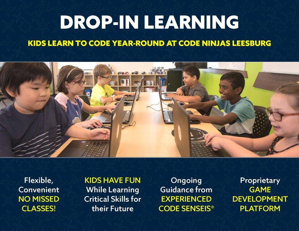 Code Ninjas: 663 Potomac Station Dr, Leesburg, VA