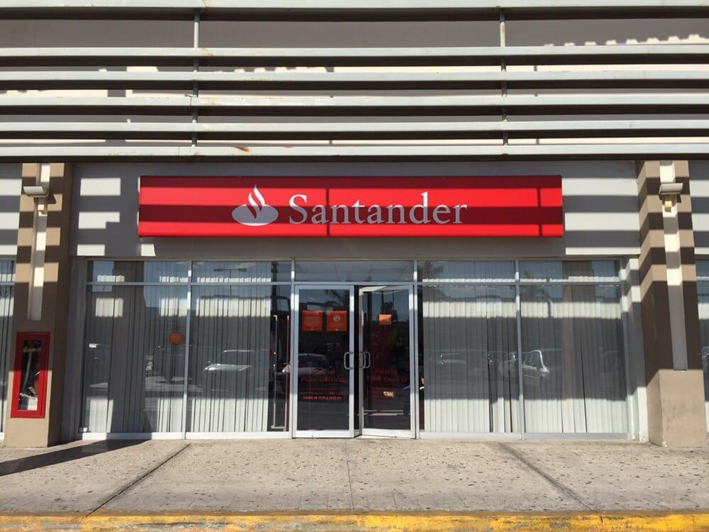 Santander plaza las am ricas bancos y cajas calle 21 x for Cajeros santander cerca de mi