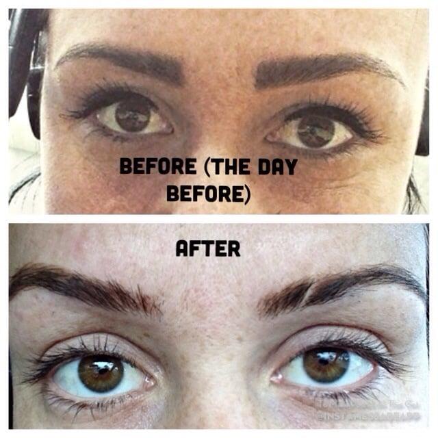 Worst Eyebrow Job Ever Yelp