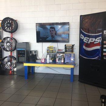 Photo Of American Tire Depot   Glendale   Glendale, CA, United States.  Waiting