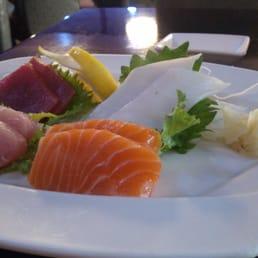 Sakana Japanese Restaurant - Nanuet, NY, United States. Sashimi appetizer