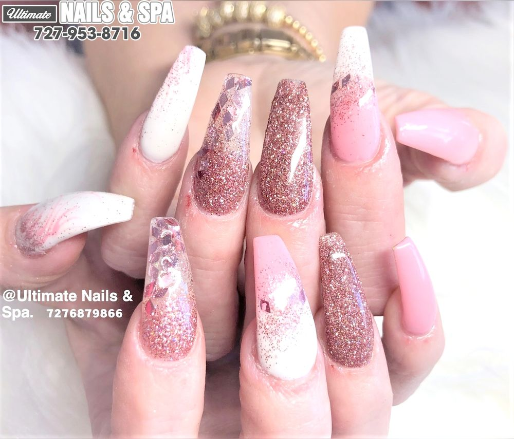 Ultimate Nails & Spa: 5460 E Bay Dr, Clearwater, FL