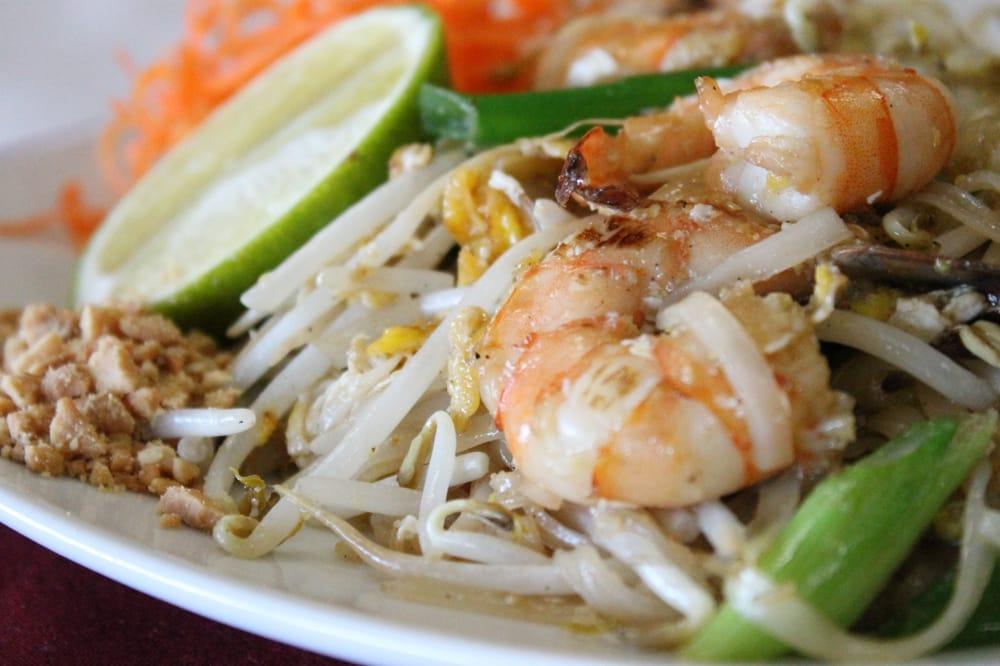 Pad Thai In Huntington Beach Ca
