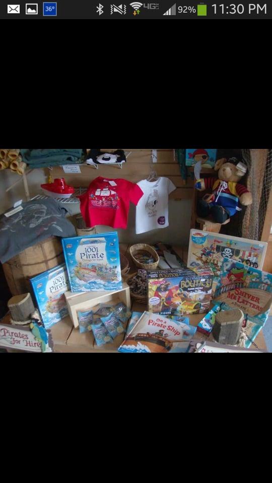 Bemus Bay Childrens Shop: 8 Alburtus St, Bemus Point, NY