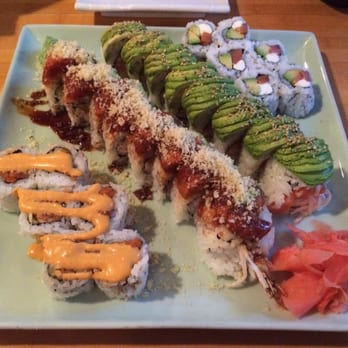Koi koi sushi and roll 165 photos 243 reviews sushi for Koi sushi aix