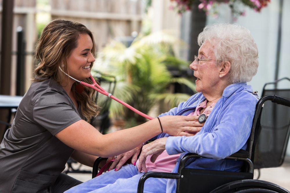 Tracy Nursing and Rehabilitation Center