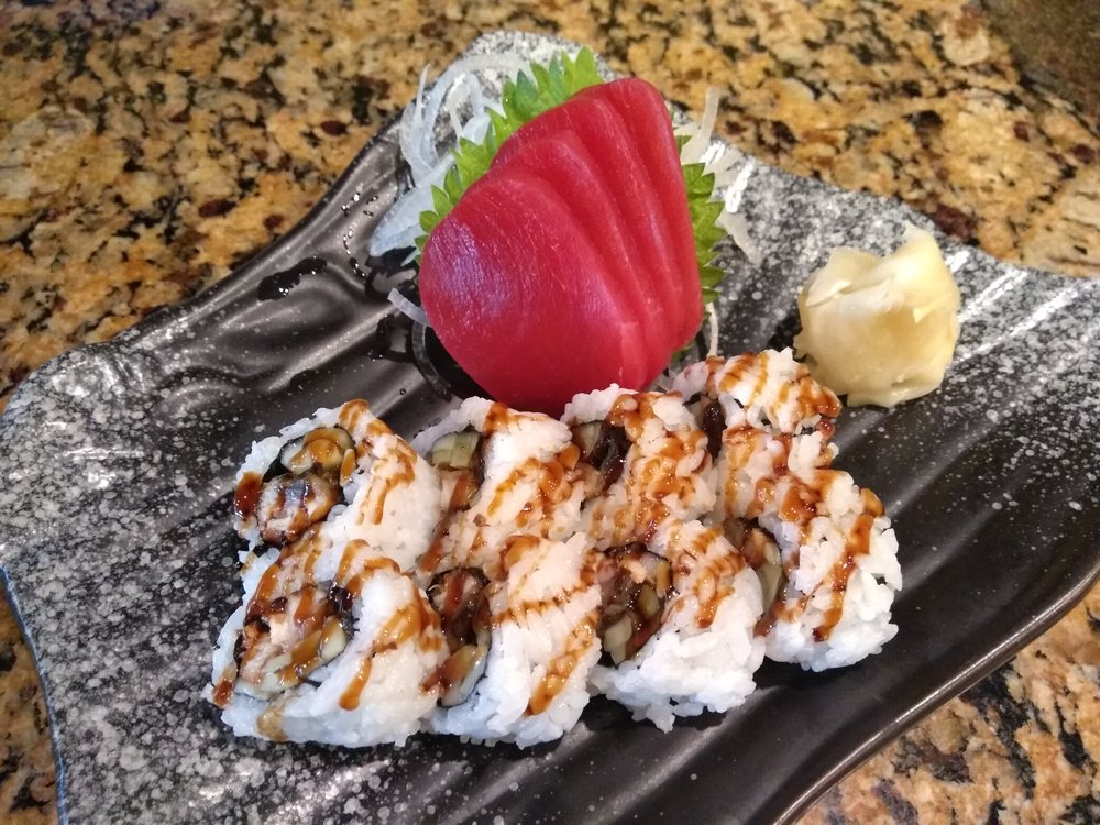 Maguro Sushi and Ramen