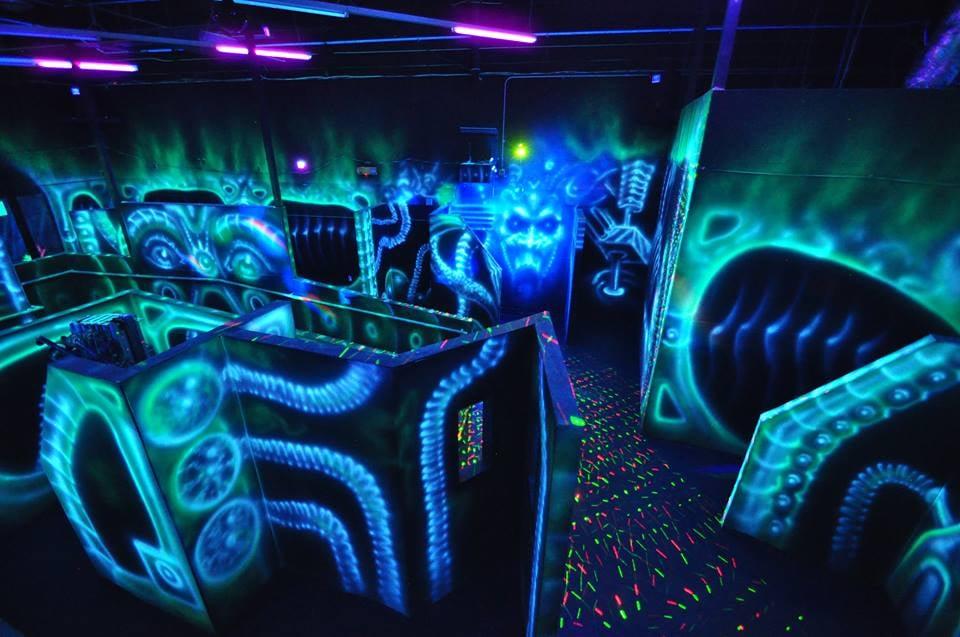 Valencia Laser Blast: 23460 Cinema Dr, Santa Clarita, CA