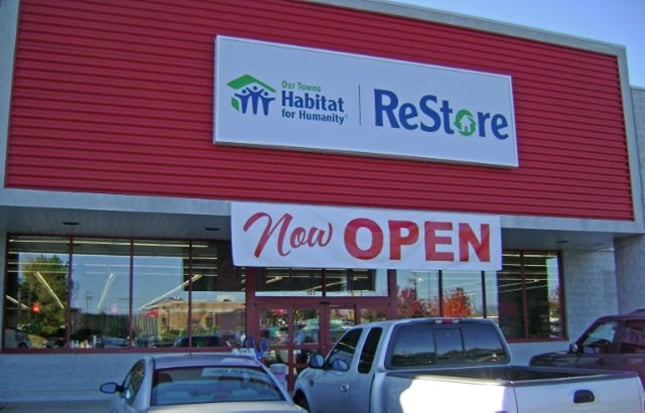 Our Towns Habitat ReStore- Mooresville: 121 Norman Station Blvd, Mooresville, NC