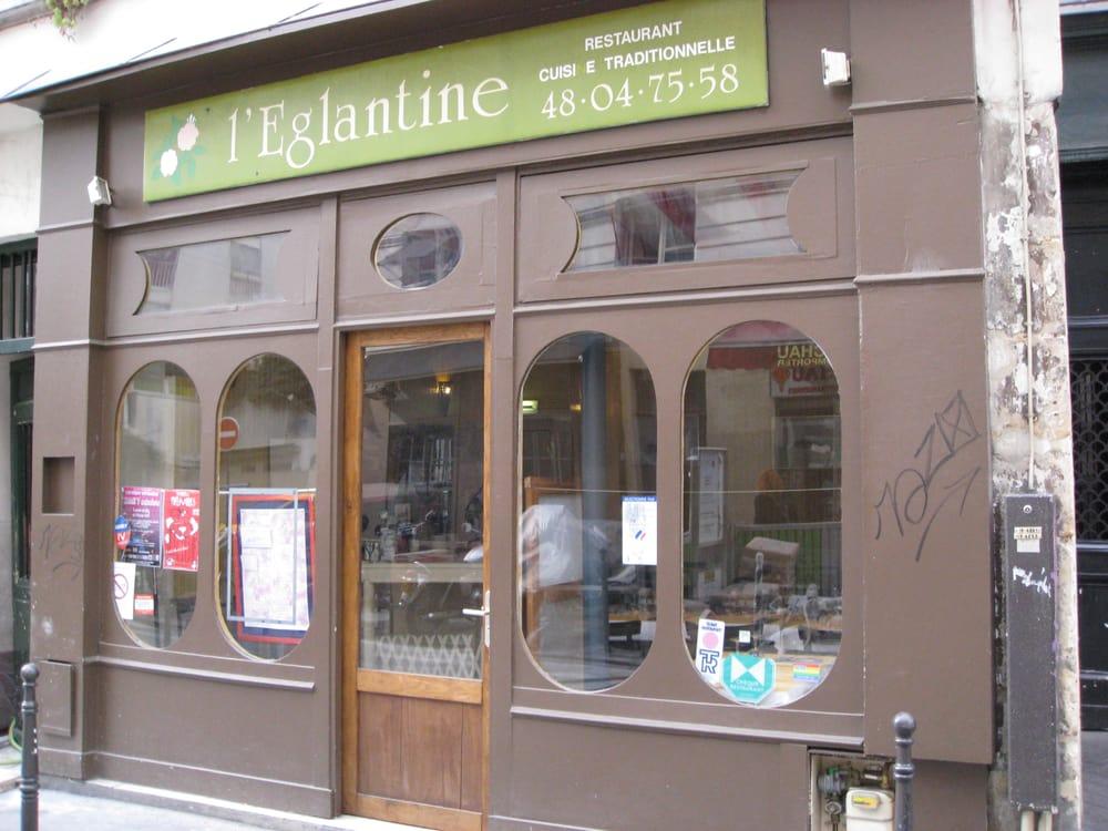 L  Ef Bf Bdglantine Paris Restaurant