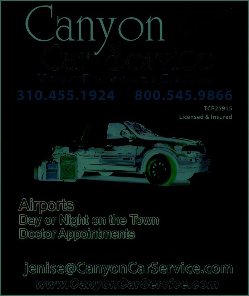 Canyon Limo Service: 2660 Topanga Skyline Dr, Topanga, CA