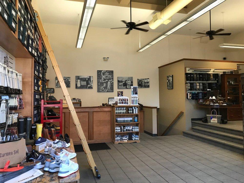 Shoe Repair Weymouth Ma