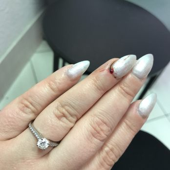 Photo of Avis Nails - Schaumburg, IL, United States. This is the bloody