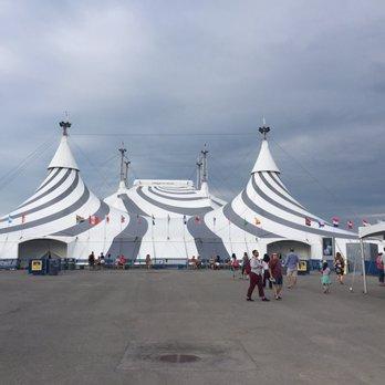 Photo of Cirque du Soleil - VOLTA - Montreal QC Canada. Outside the & Cirque du Soleil - VOLTA - 41 Photos u0026 23 Reviews - Performing ...