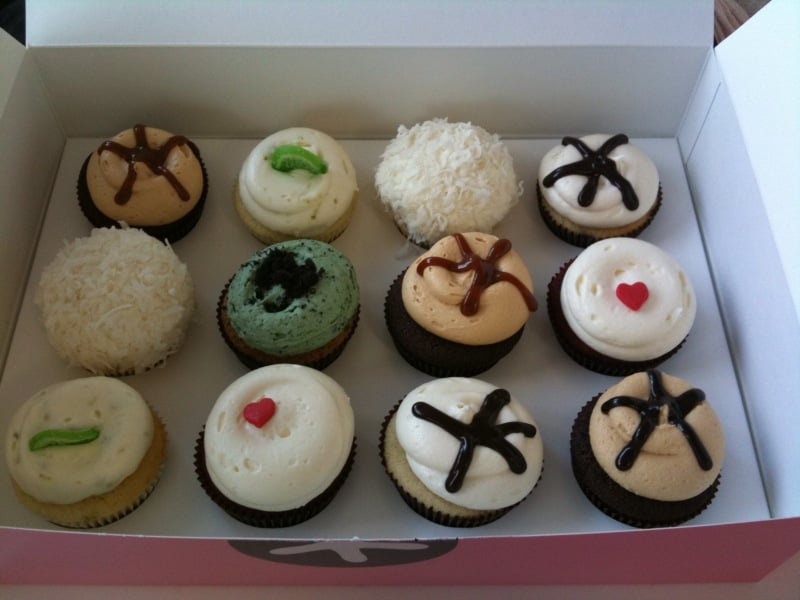 Restaurants Near Georgetown Cupcakes