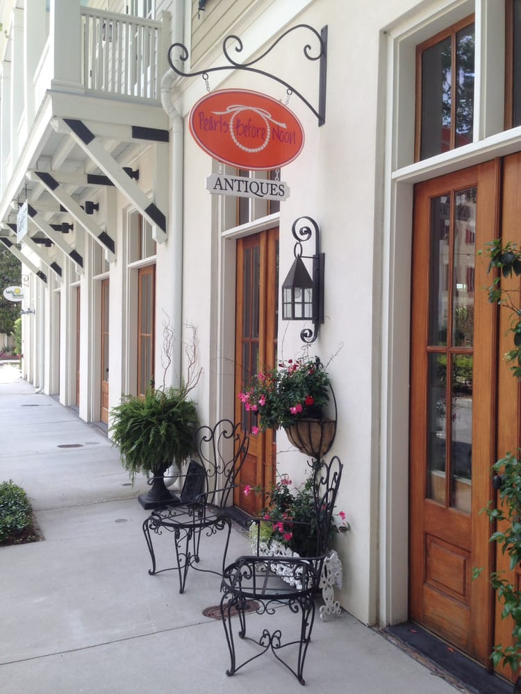 Pearls Before Noon: 18 Market St, Beaufort, SC